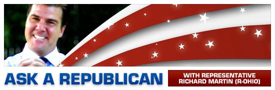 Ask a Republican with Rep. Richard Martin